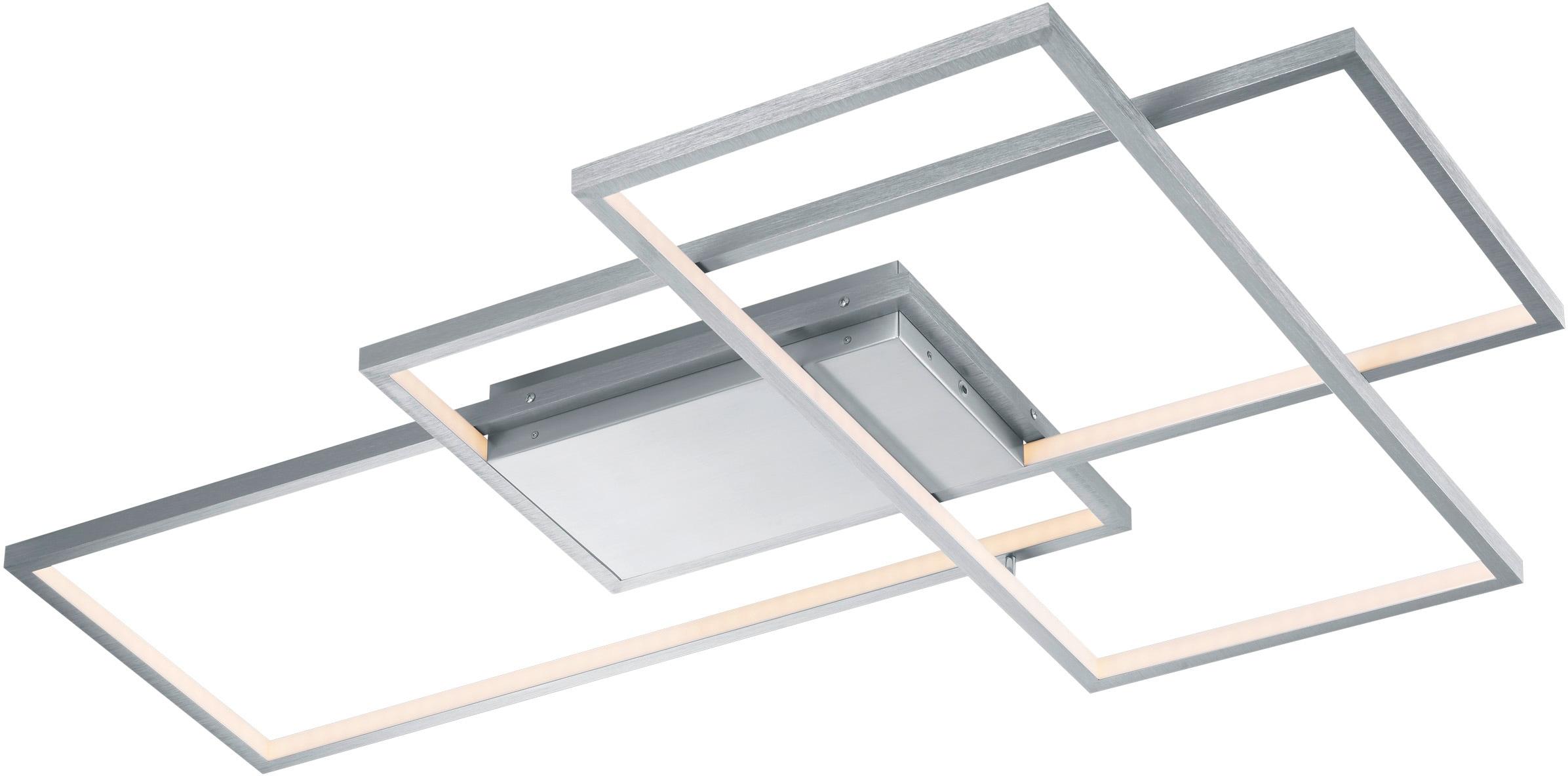 TRIO Leuchten LED Deckenleuchte Thiago, LED-Modul