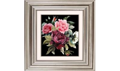 queence Acrylglasbild »Blüten I« kaufen