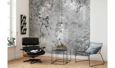 Komar Fototapete »Vliestapete Dynasty«, bedruckt-geblümt-floral-realistisch, 300 x 280 cm kaufen