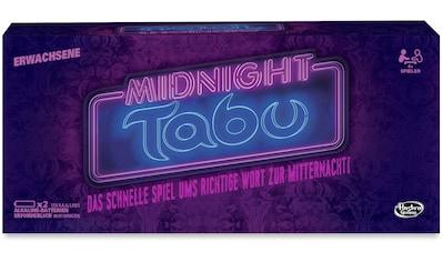 Hasbro Spiel »Tabu Midnight«, Made in Europe kaufen