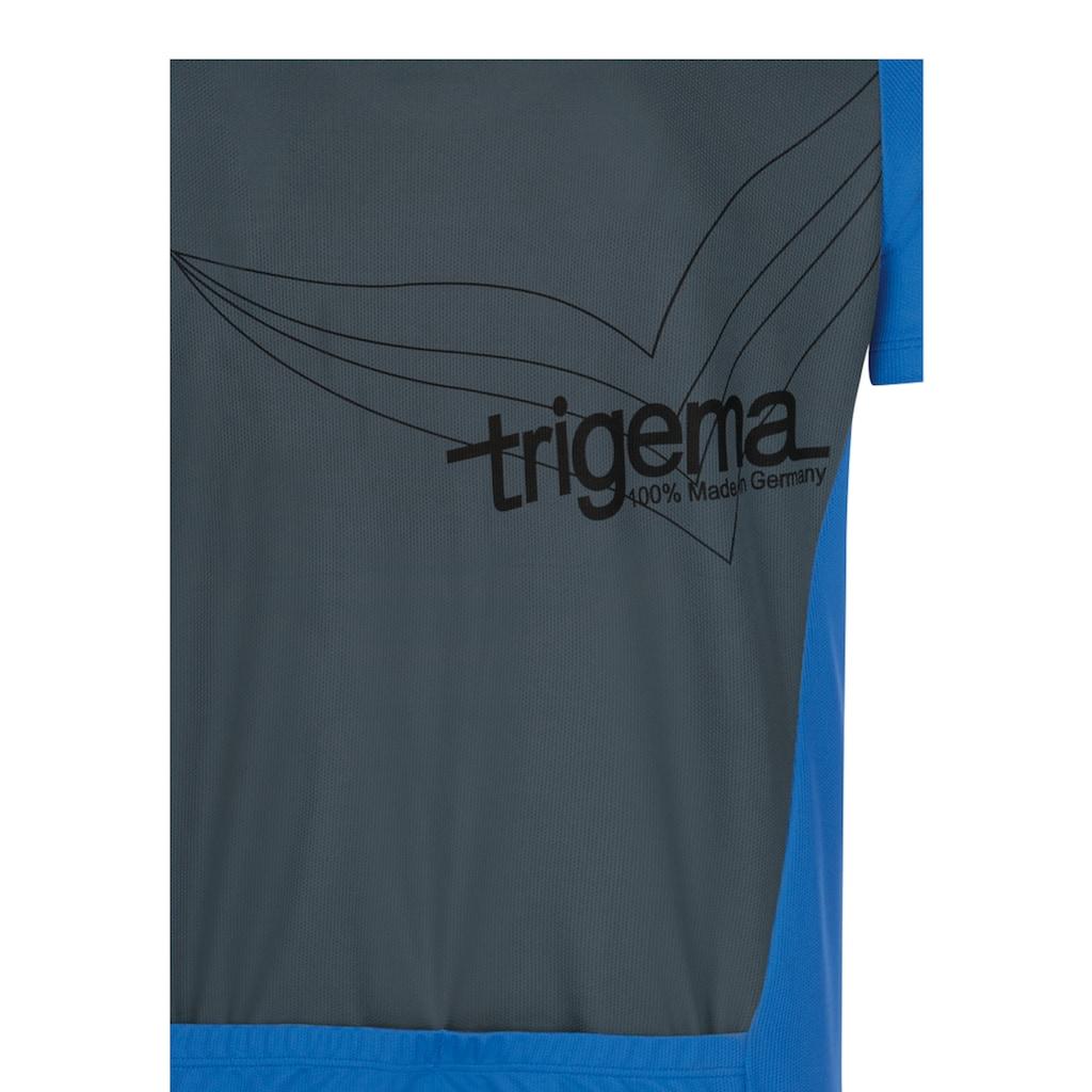 Trigema Radtrikot, aus COOLMAX®-Material