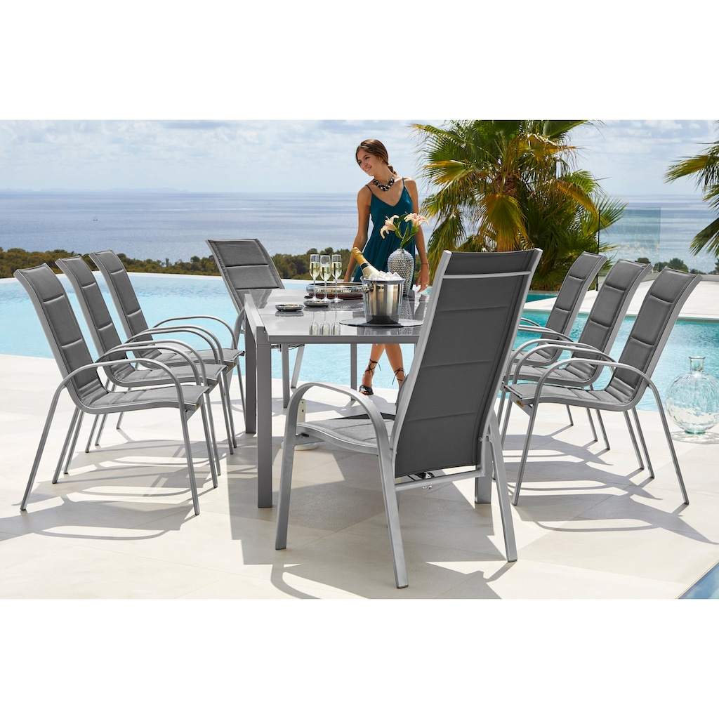 MERXX Gartenmöbelset »Amalfi Deluxe«