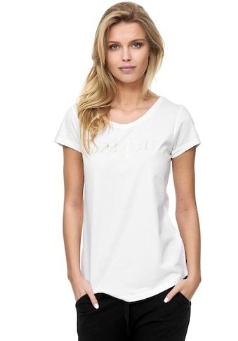 Decay T-Shirt, mit coolem Frontprint kaufen