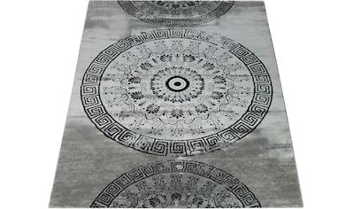 Paco Home Teppich »Rest Tibesti 447«, rechteckig, 16 mm Höhe, Kurzflor mit wohnlichem... kaufen