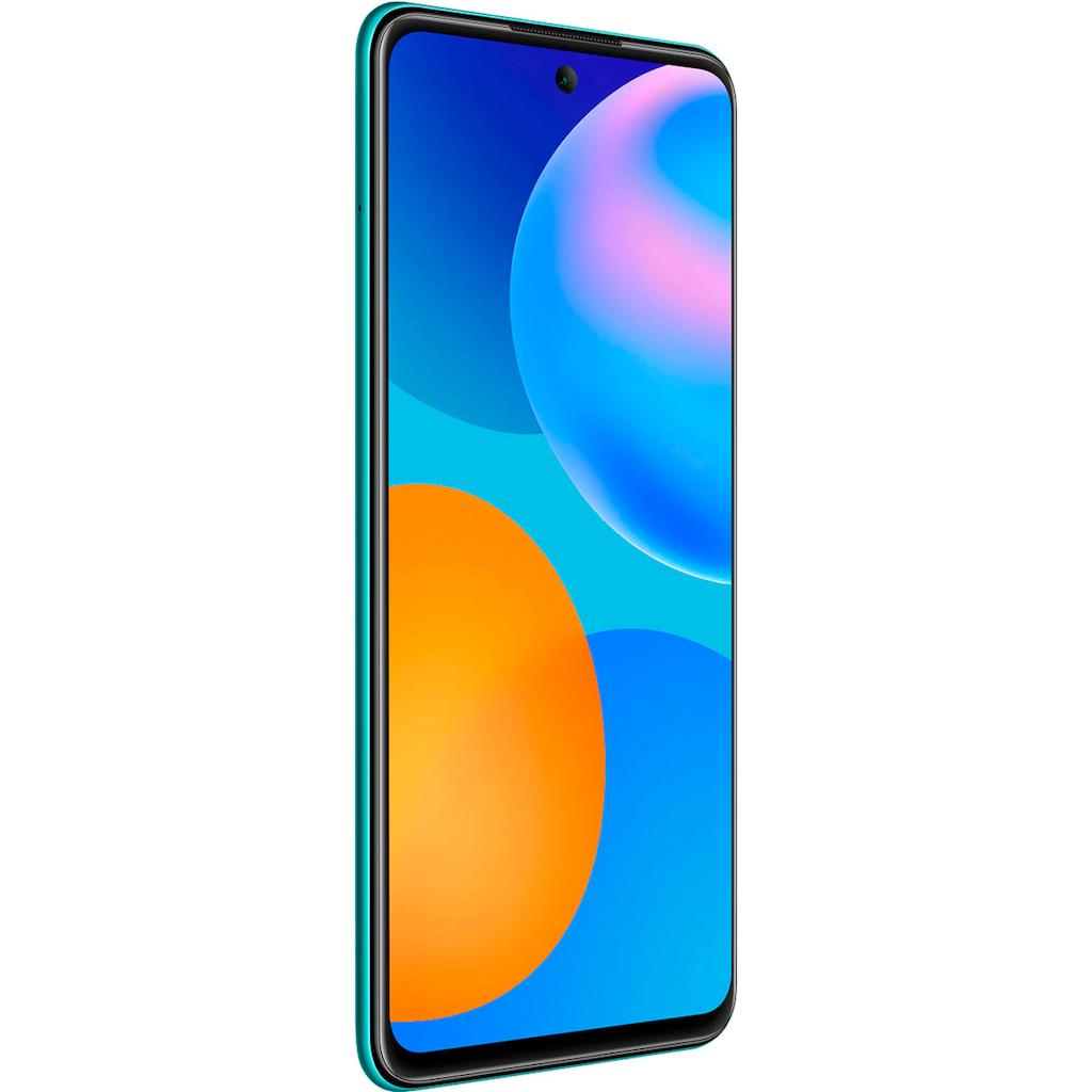"""Huawei Smartphone »P smart 2021«, (16,9 cm/6,67 """", 128 GB Speicherplatz, 48 MP Kamera), 24 Monate Herstellergarantie"""