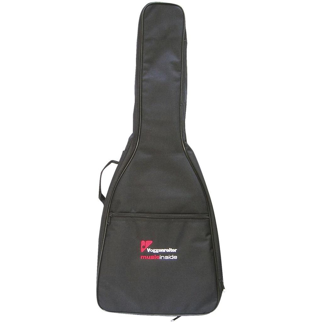 Voggenreiter Kindergitarre »Voggys Kindergitarren-Set«, 3/4