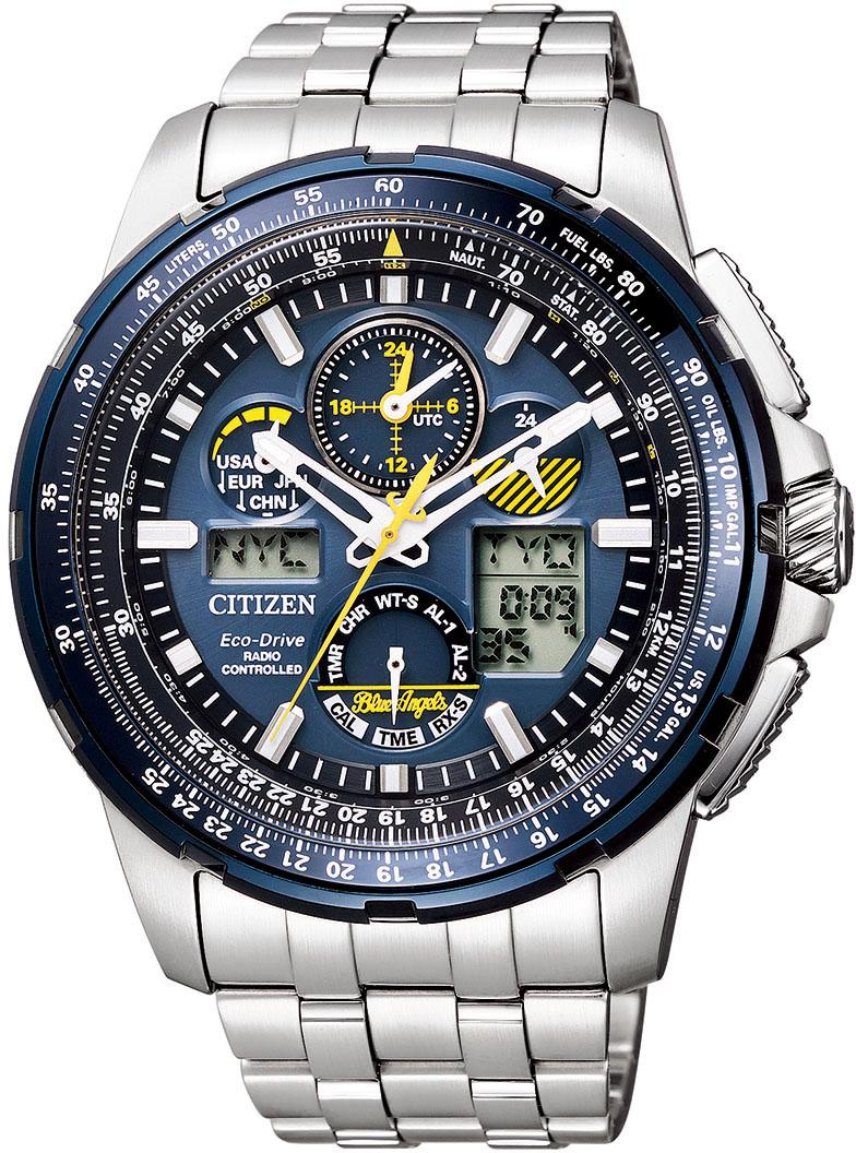 Citizen Funkchronograph Promaster Blue Angel JY8058-50L | Uhren > Chronographen | Citizen