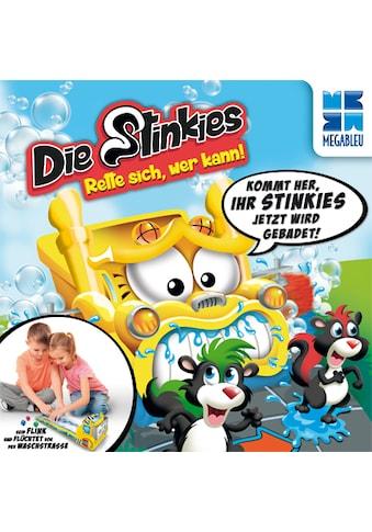 MEGABLEU Spiel »Die Stinkies - Rette sich wer kann« kaufen