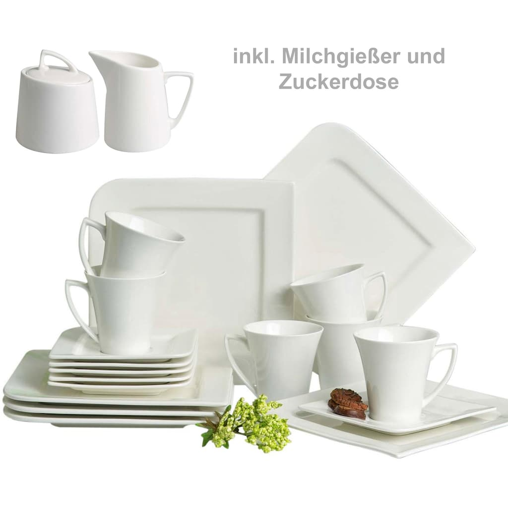 Retsch Arzberg Kaffeeservice »Fantastic«, (20 tlg.)