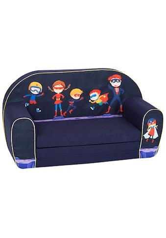 Knorrtoys® Sofa »Heroes«, Made in Europe kaufen