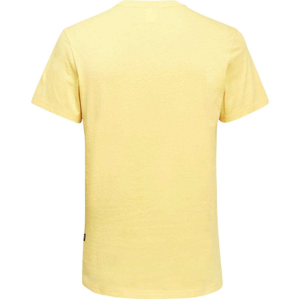G-Star RAW Rundhalsshirt »Originals Stripe Logo Tee«
