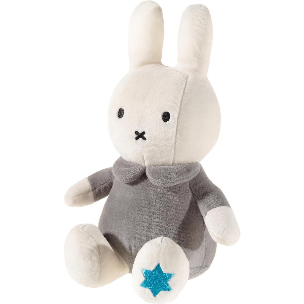 Heunec® Kuscheltier »Miffy GOTS, Baby groß, 25 cm«, GOTS organic, zertifiziert durch CERES-0560