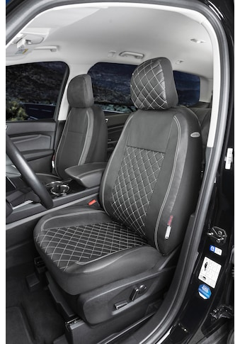 WALSER Autositzbezug »Scarlett«, 3 - tlg., für Vordersitze, mit Svarovski Kristallen kaufen