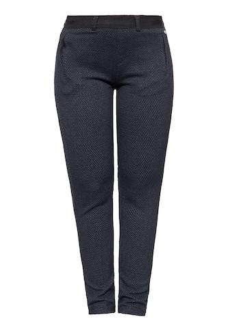 ATT Jeans Stretch-Hose »Vicky«, aus elastischem Pikee und Reißverschlsstaschen kaufen