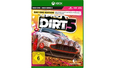 Codemasters Spiel »DIRT 5 - Launch Edition«, Xbox One kaufen