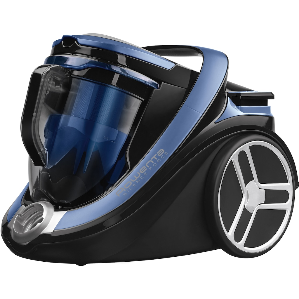 Rowenta Bodenstaubsauger »RO7690 Silence Force Cyclonic Animal«, 550 W, beutellos