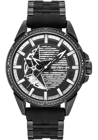 SEVEN - 24 Automatikuhr »Seven - 24 Star Ray All Black, SV1259BSB - 06ST« kaufen
