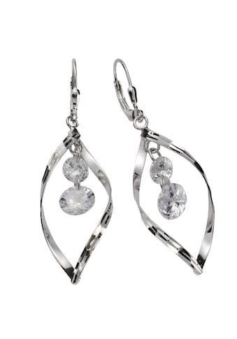 Vivance Ohrhänger »925/ -  Sterling Silber Zirkonia« kaufen