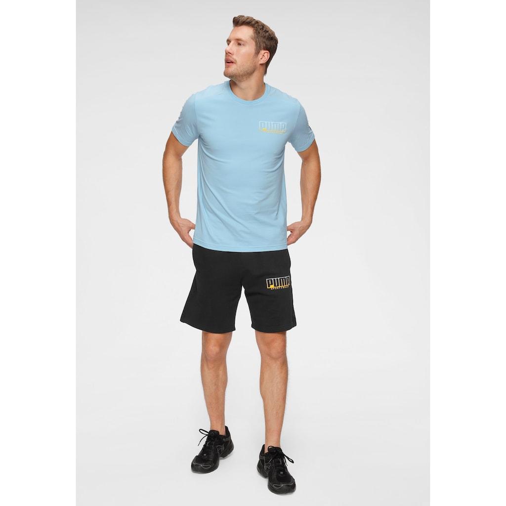 "PUMA Shorts »ATHLETICS Shorts 8"" TR«"