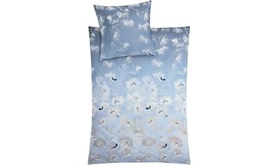 Kleine Wolke Bettwäsche »Flora«, innovativer Motivmix kaufen