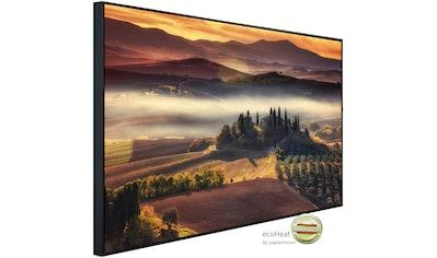 Papermoon Infrarotheizung »Landschaft mit Feldern«, sehr angenehme Strahlungswärme kaufen