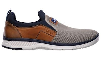 Salamander Slip-On Sneaker »Porthos«, mit herausnehmbarer Innensohle kaufen
