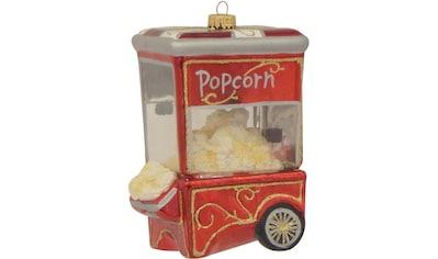 """Krebs Glas Lauscha Christbaumschmuck """"Popcornmaschine"""" (1 - teilig) kaufen"""