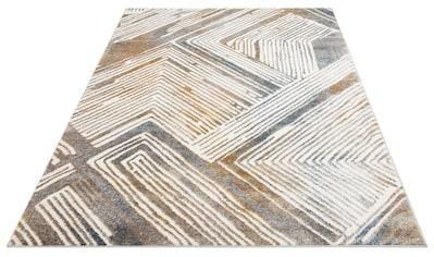 Teppich, »Jeras«, andas, rechteckig, Höhe 10 mm, maschinell gewebt kaufen
