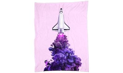 Wohndecke »Spaceship«, Juniqe kaufen