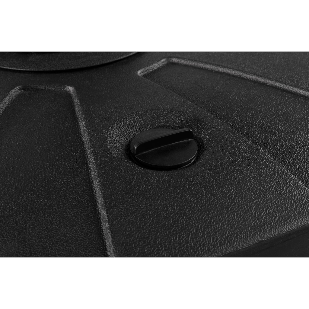 garten gut Kunststoffschirmständer »Roma«