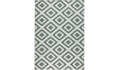 Teppich, »Malta«, bougari, rechteckig, Höhe 5 mm, maschinell gewebt kaufen