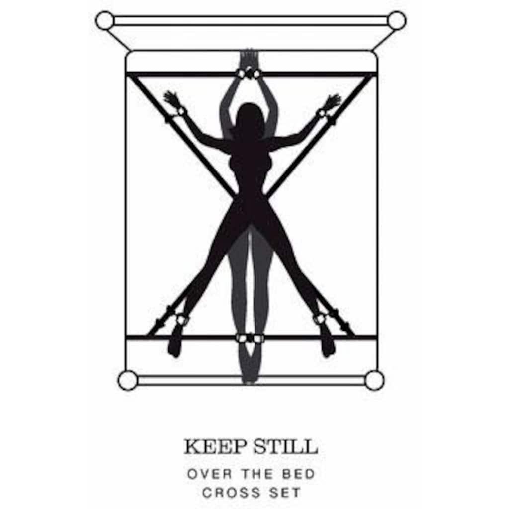 Fifty Shades of Grey Bettfesseln »Keep Still«