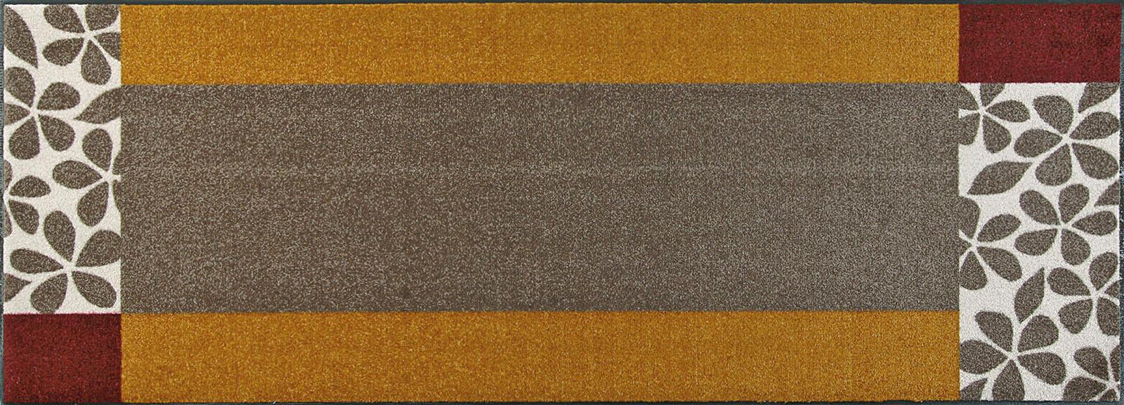 Läufer Florita wash+dry by Kleen-Tex rechteckig Höhe 7 mm gedruckt