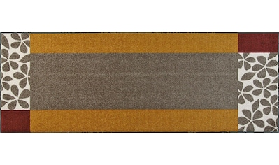 Läufer, »Florita«, wash+dry by Kleen - Tex, rechteckig, Höhe 7 mm, gedruckt kaufen