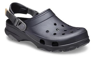 Crocs Clog »Classic All Terrain Clog«, mit praktischem Fersenriemen kaufen