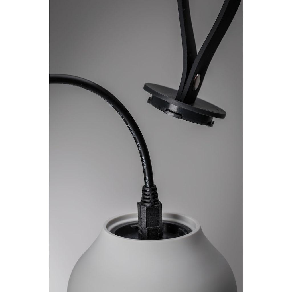 Paulmann USB-Tischleuchte »Clutch Sound dimmbar Lautsprecher Akkubetrieb«