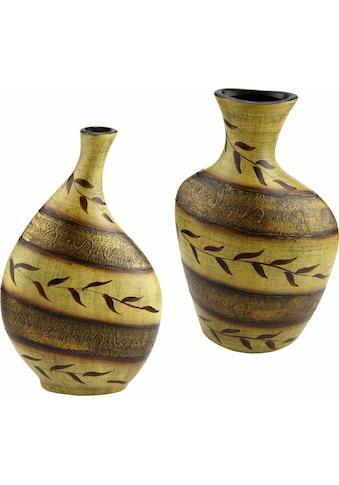 Home affaire Dekovase »Keramik-Vasen« kaufen