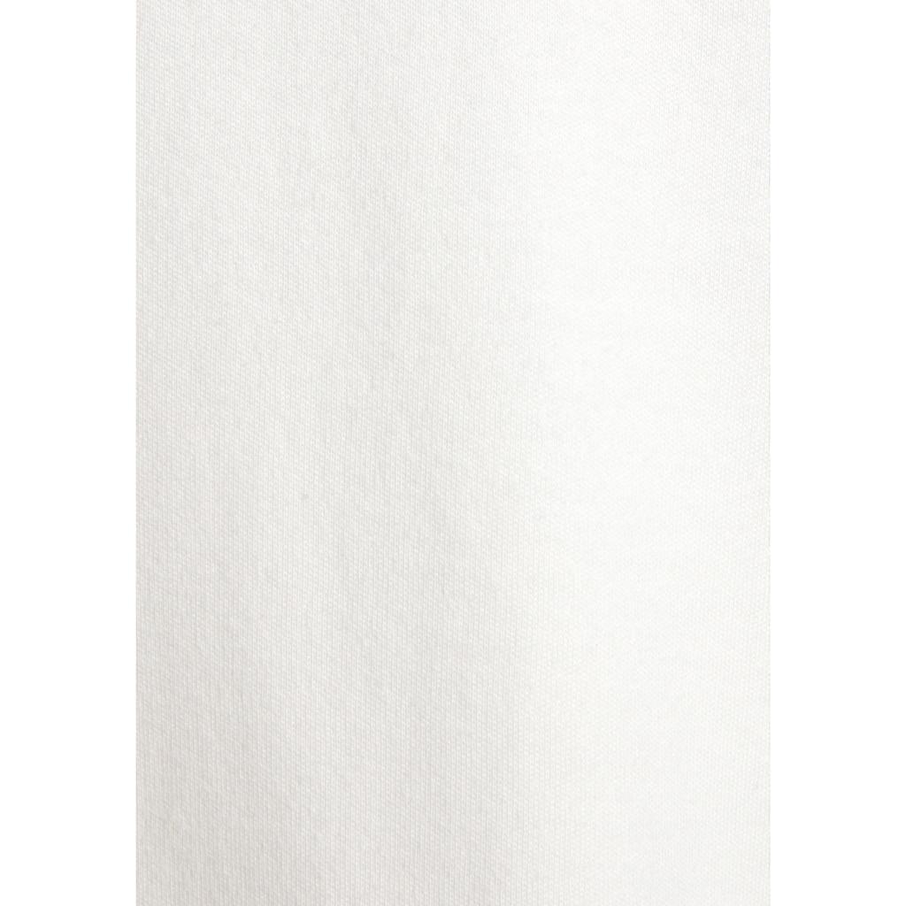 LASCANA Langarmshirt, mit Rentierdruck
