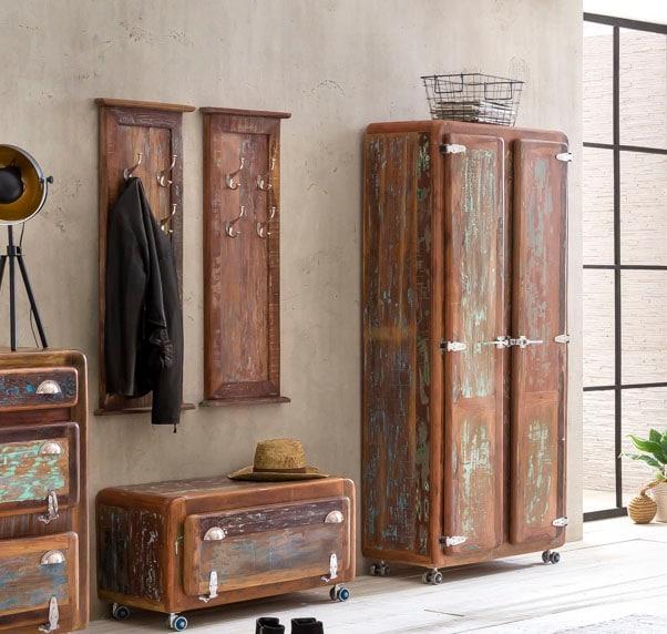 SIT Garderoben-Set Fridge (Set, 4-tlg) günstig online kaufen