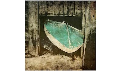 Art & Pleasure Acrylglasbild »Surf break«, Sport kaufen
