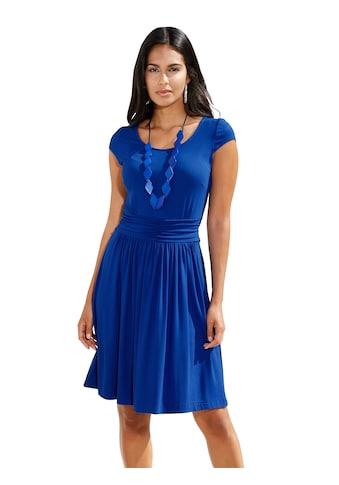 Amy Vermont Jerseykleid, mit Raffung kaufen