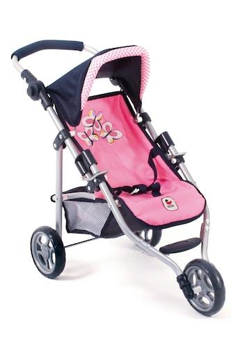 """CHIC2000 Puppenbuggy """"Lola, Pink Checker"""" kaufen"""