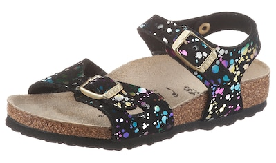 Birkenstock Sandale »Rio Inspired Confetti«, mit verstellbaren Schnallen, schmale... kaufen