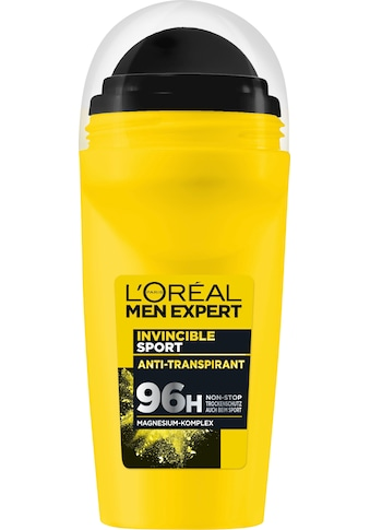 "L'ORÉAL PARIS MEN EXPERT Deo - Roller ""Invincible Sport Anti - Transpirant"" kaufen"
