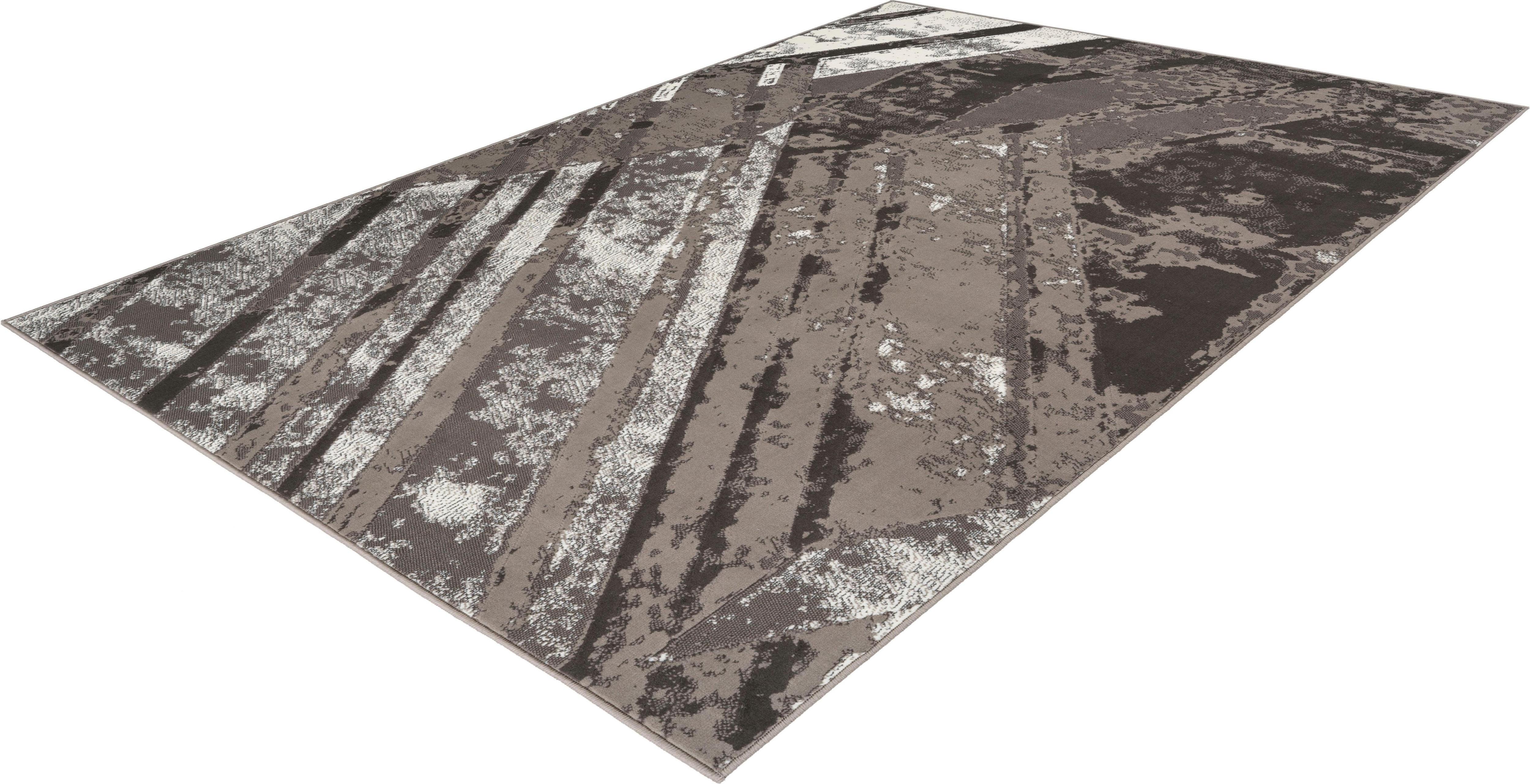 Teppich Lissy 327 calo-deluxe rechteckig Höhe 10 mm maschinell gewebt