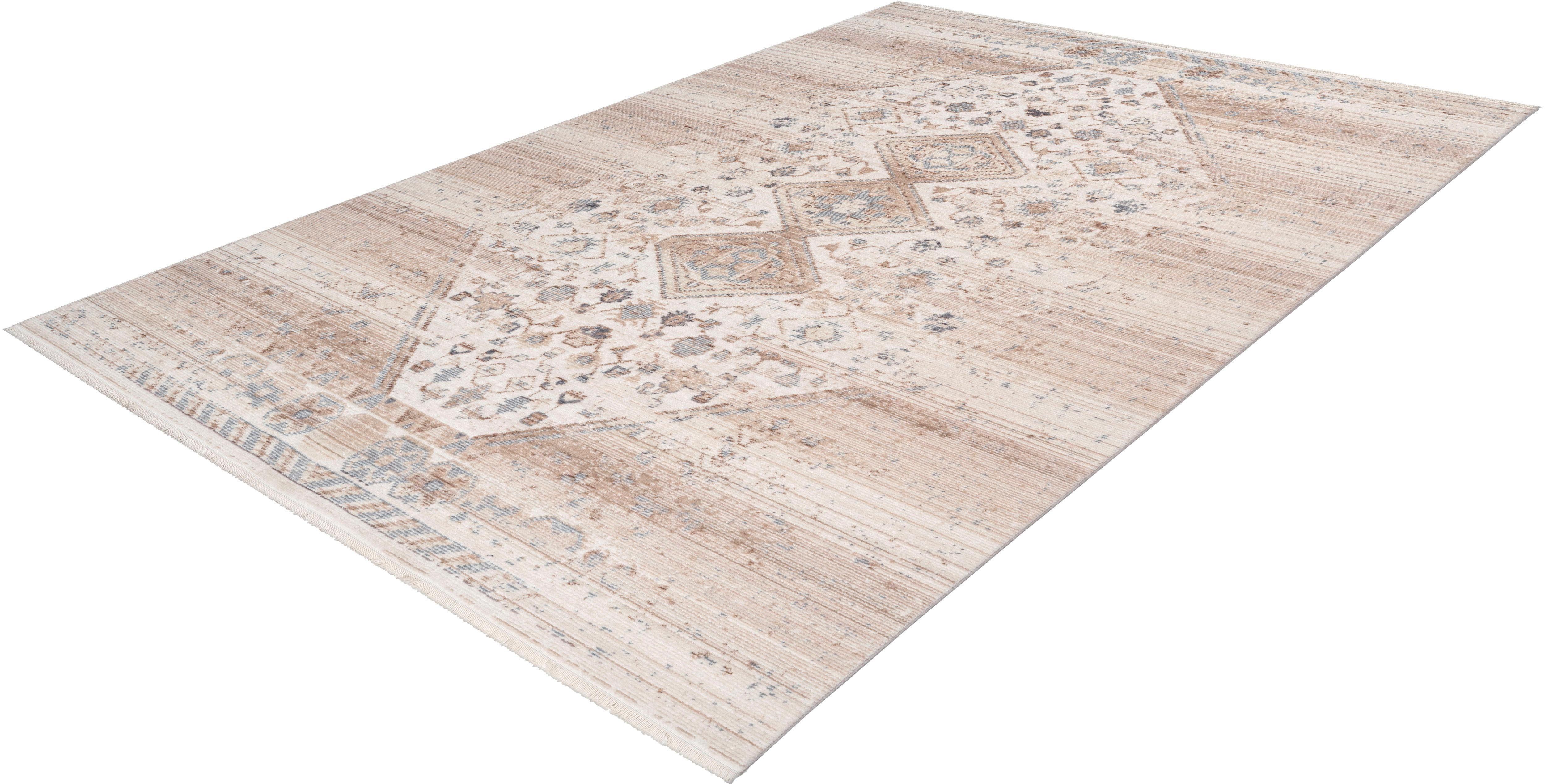 Teppich Estelle Home affaire rechteckig Höhe 5 mm maschinell gewebt