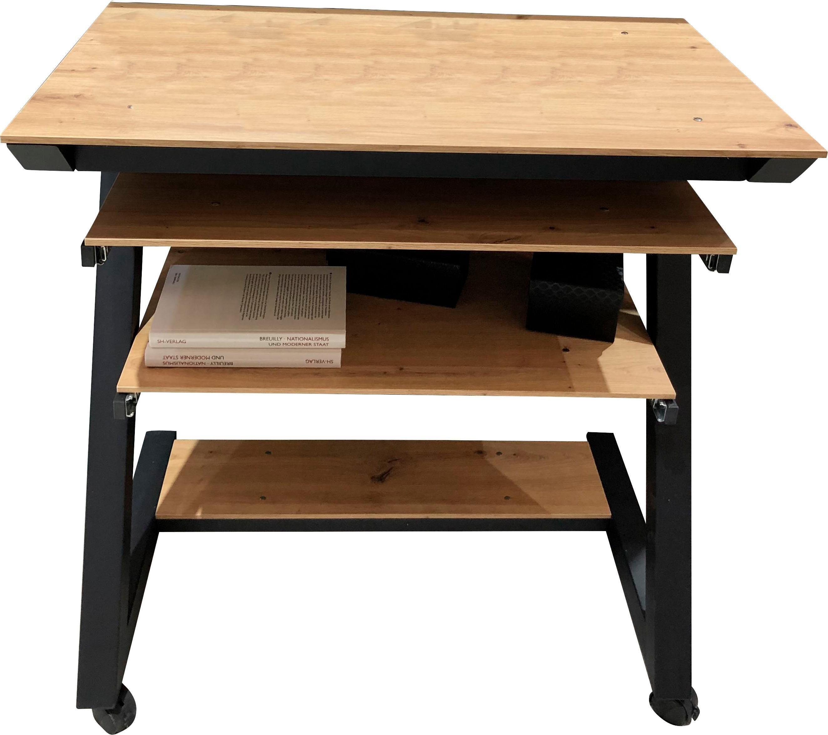 Maja Möbel Computertisch Schreib- und Computertisch 1648