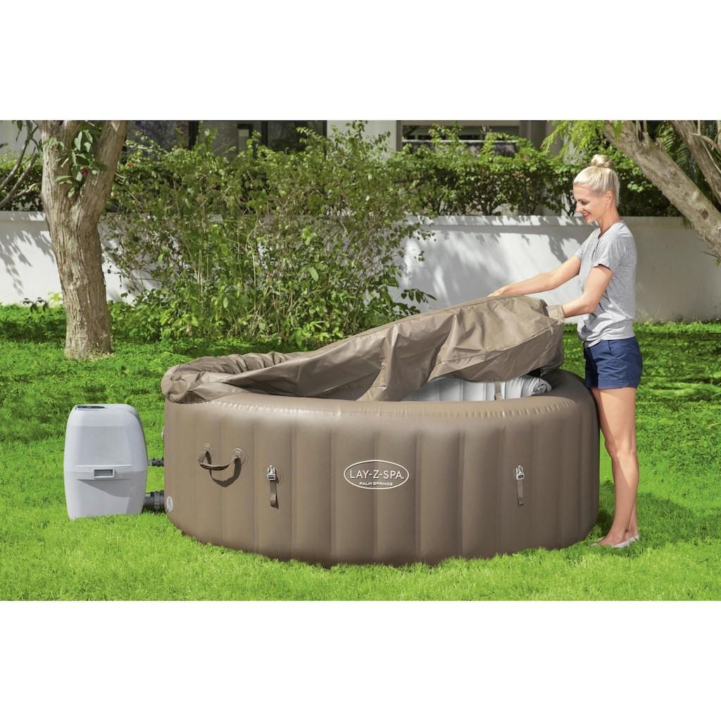 Bestway Whirlpool »LAY-Z-SPA® Palm Springs AirJet™«, ØxH: 196x71 cm, für bis zu 6 Personen