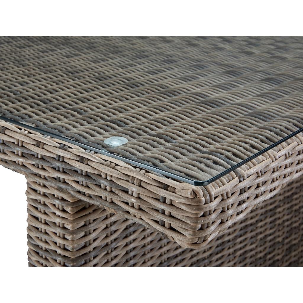 MERXX Gartentisch »Riviera«, 100x200 cm