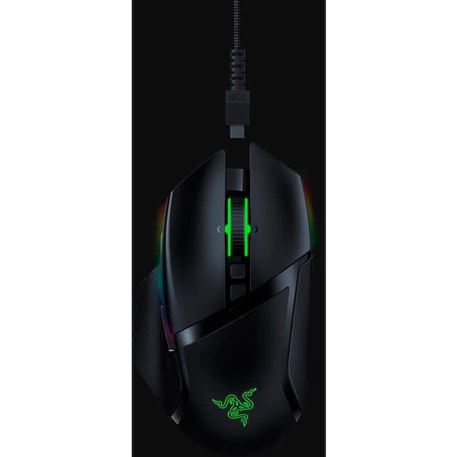 RAZER »Basilisk Ultimate + Mouse Dock« Maus (kabellos, 20000 dpi)